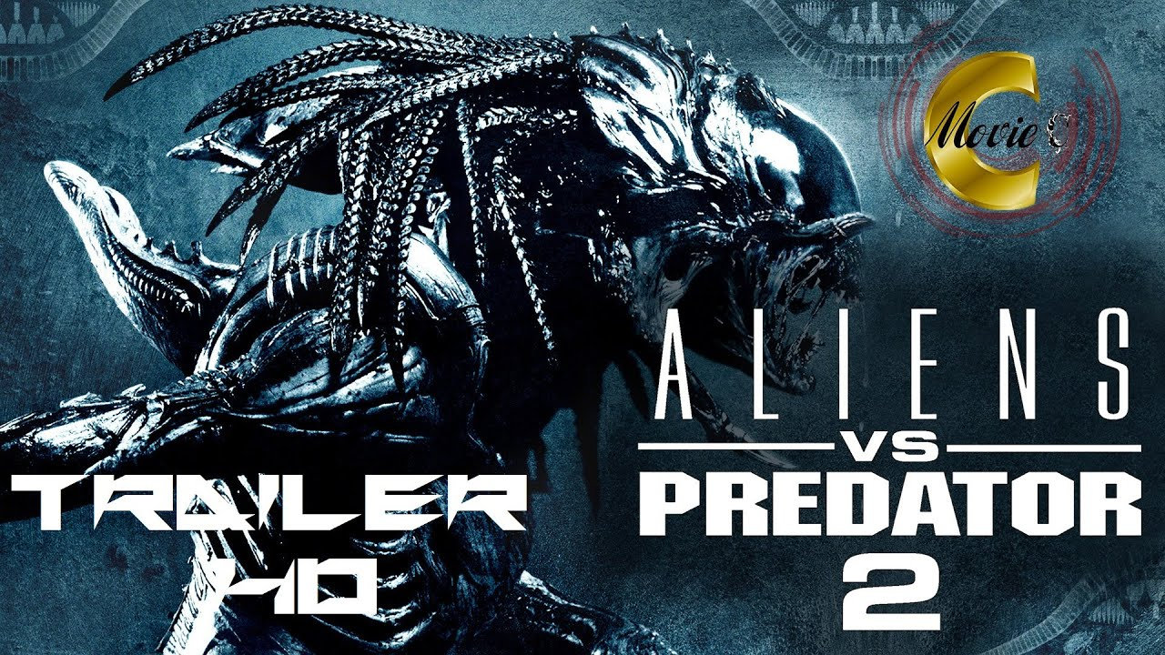 Alien vs. Predator 2 - Trailer Full HD - Deutsch