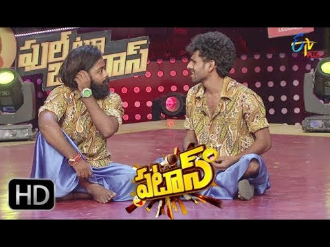 Patas | Saddam Hussein & Balveer Singh Performance | 23rd May 2018| ETV Plus