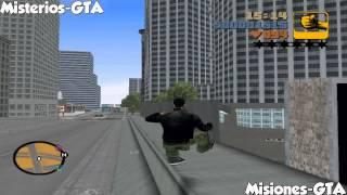 GTA III - Como cruzar a la otra ciudad sin hacer misiones (Al principio del juego)