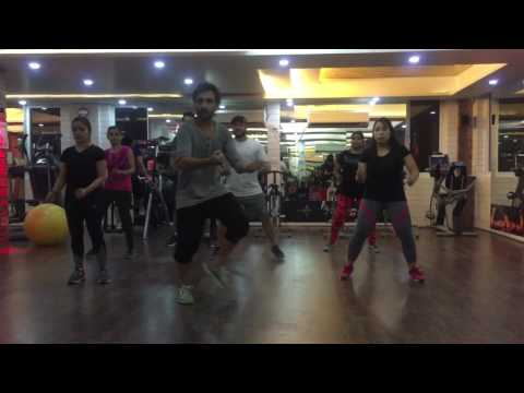 DJ bravo Zumba by shariq