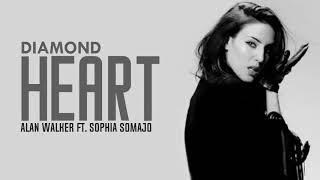 Download Alan Walker - Diamond Heart (lyrics)