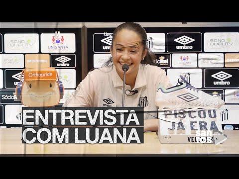 LUANA | ENTREVISTA (26/08/2020)