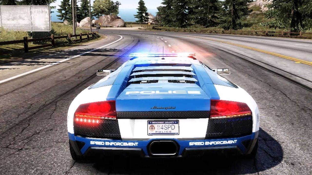 Need For Speed Hot Pursuit Lamborghini Murcielago Lp640 Police