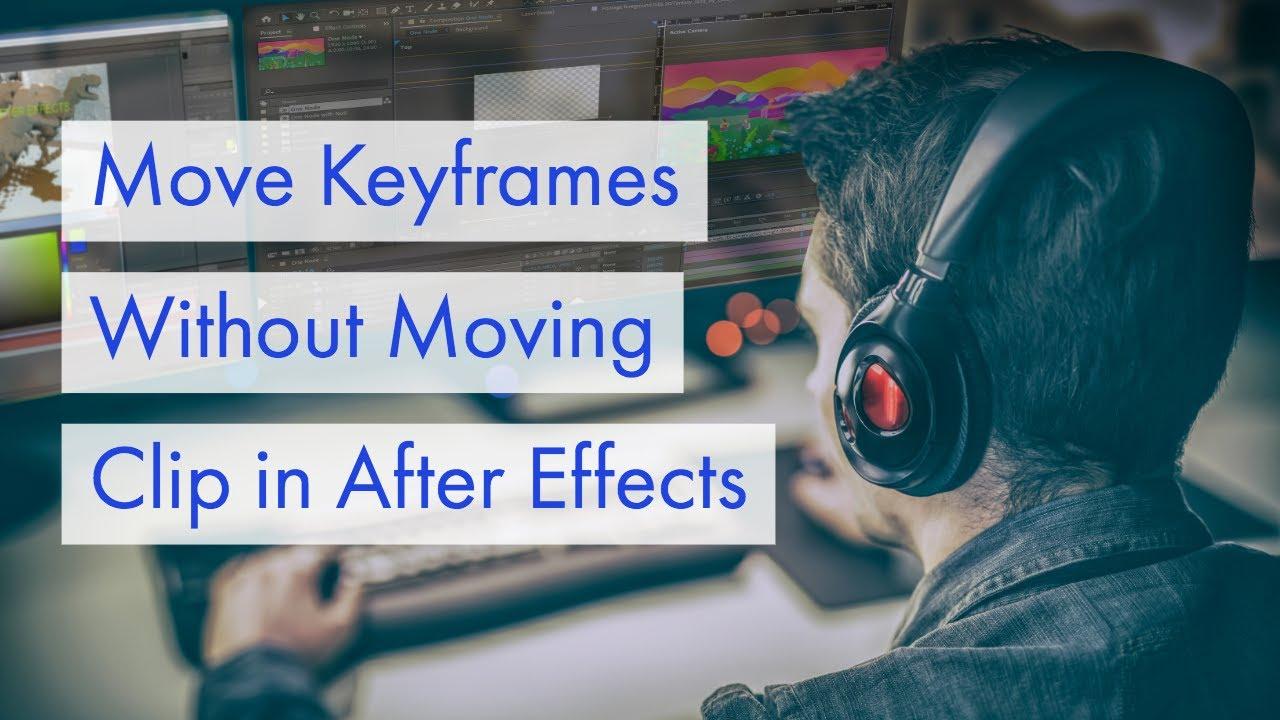 after effects copy keyframe velocity