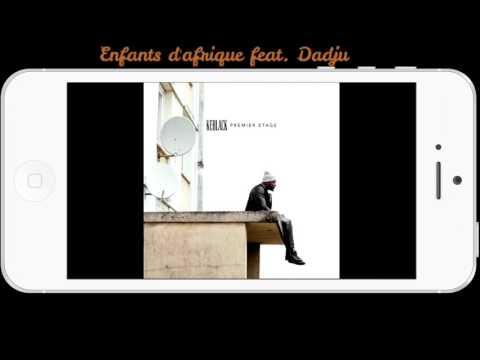 Keblack  Enfants d'Afrique Feat. Dadju