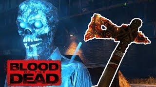 BLOOD OF THE DEAD — ON FAIT LE SECRET