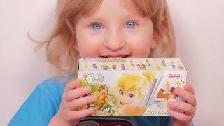 [OEUF] Oeufs Surprises Disney Fairies - Unboxing Surprise Eggs Disney Fairies