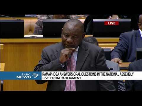 Ramaphosa prepared to meet widows of those killed in Marikana