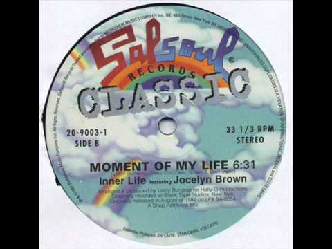 Inner Life feat. Jocelyn Brown - Moment Of My Life (Shep Pettibone mix)