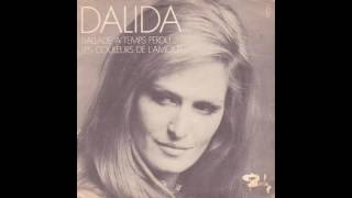 Watch Dalida Les Couleurs De Lamour video