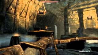 Skyrim - 0049 - Il segreto del tumulo della Coltre di Fuoco