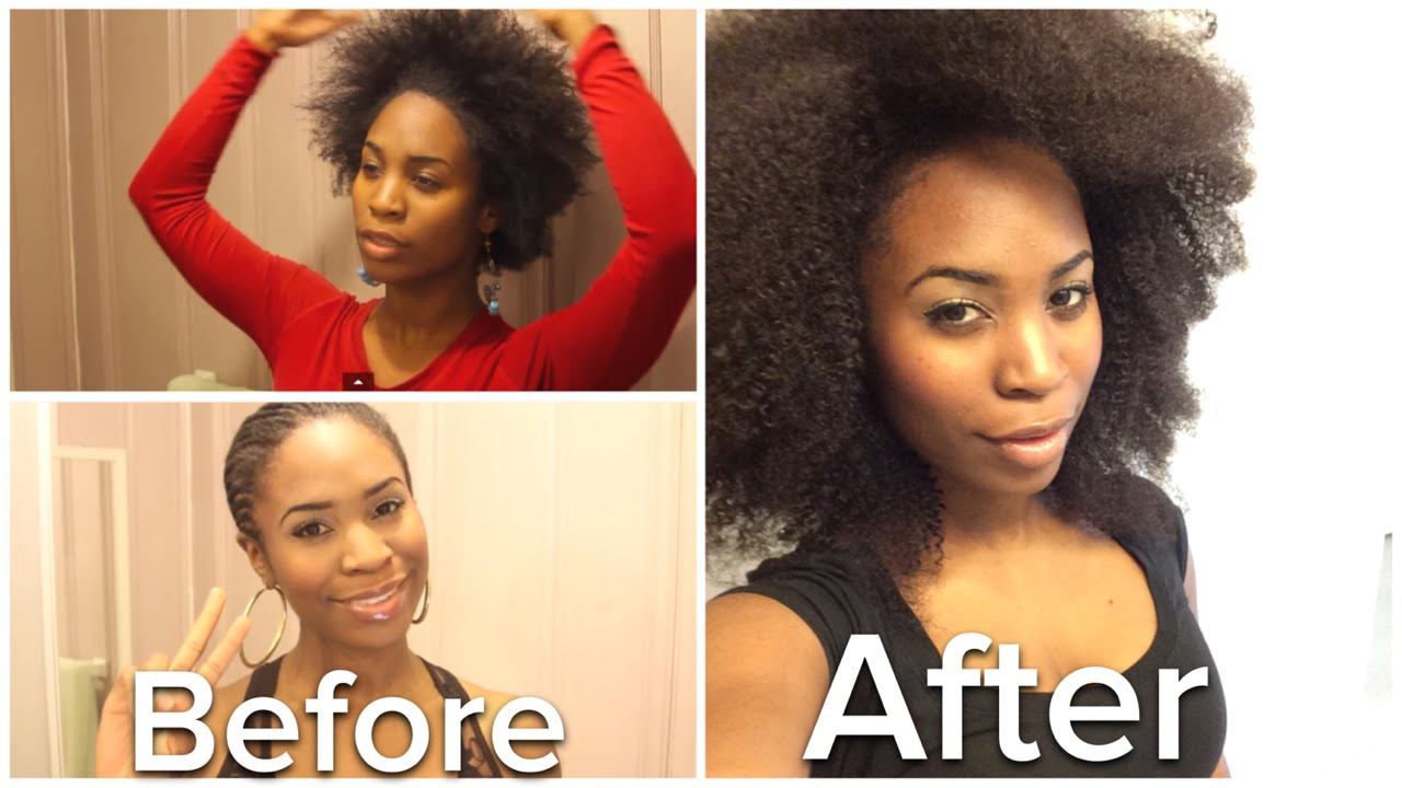 protective styles to grow hair long how i keep my 4c hair moisturized protective styling for 8382 | maxresdefault