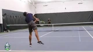 Lancers Tennis   Alex Tobias