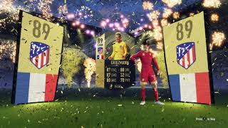 FIFA 18 Ultimate Team Prime Electrum Players Packs 2 Walkouts Hummels And 89 Griezmann