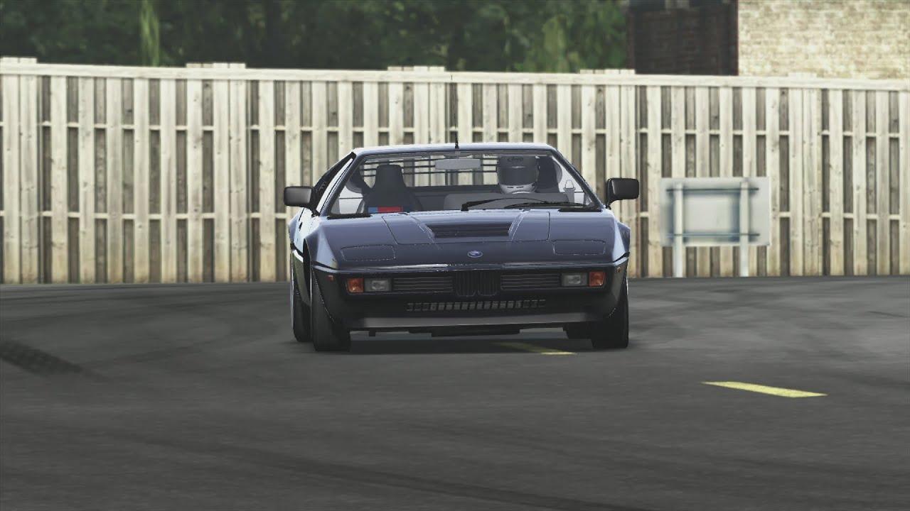 Top Gear | 1981 BMW M1