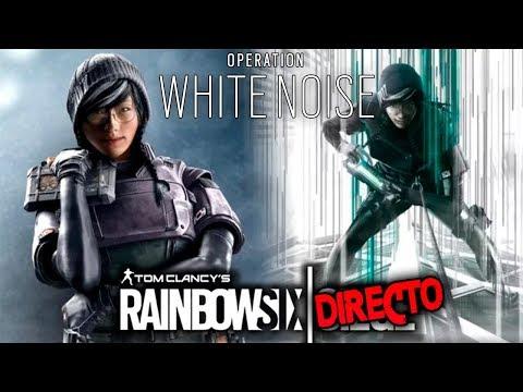 🔴DIRECTO RAINBOW SIX SIEGE | WHITE NOISE! DOKKAEBI VIGIL Y ZOFIA | XxStratusxX