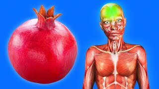 Eat One Pomegranate On Empty Stomach, See What Happens to Your Body
