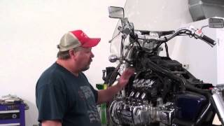 Pt.9 1998 Honda GL1500C Valkyrie Project - Final Assembly And Start Up