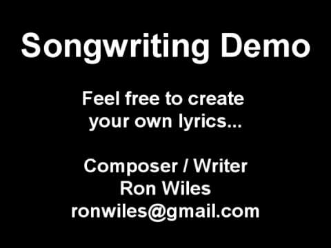 Untitled song Demo #2 by Ron Wiles
