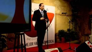 Cadena 100 Segovia (102.1 FM). Manu Carrasco y La Musicalité ( La Floresta) 30/11/2011 (5)