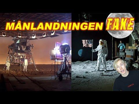 10 teorier som visar att månlandningen var fake