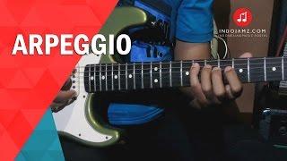 Belajar gitar - Arpeggio