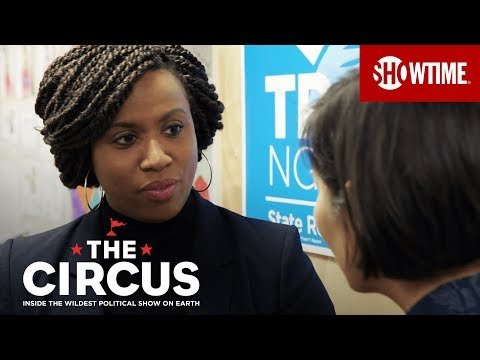 Ayanna Pressley: This Is a Fight For the Future of Our Democracy | THE CIRCUS | SHOWTIME