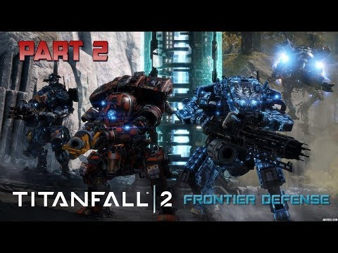 Cerebus Stream- Titanfall 2: Operation Frontier Shield Part II