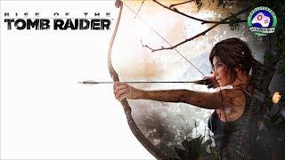 Лара Крофт и Бессмертный пророк  Rise of the Tomb Raider ИГРОФИЛЬМ сюжет боевик приключения
