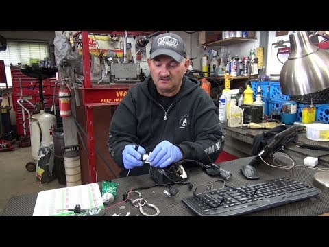Honda GL1800 & GL1500 Tech Tip Switch Issue