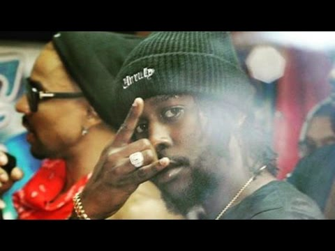 Popcaan - Stay Up (Raw) October 2016