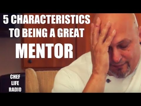5 Characteristics of a Great Mentor