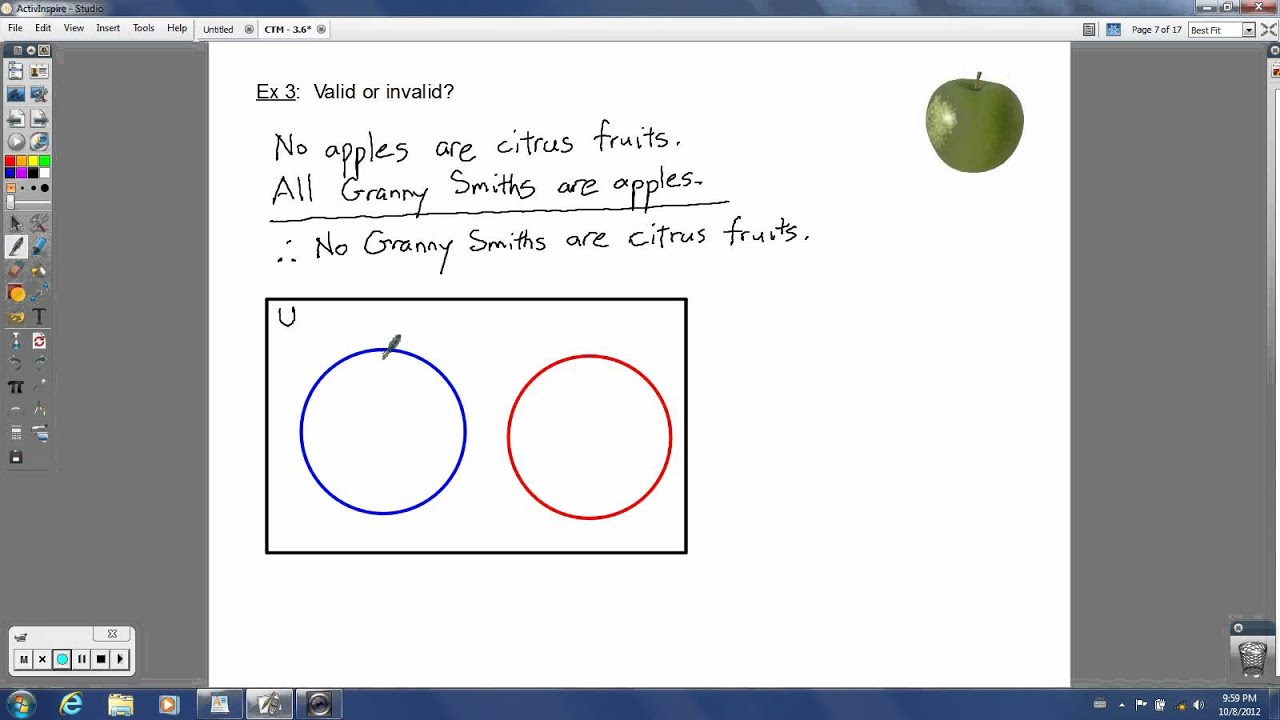 Ctm 36 euler diagrams and syllogistic arguments youtube ctm 36 euler diagrams and syllogistic arguments pooptronica