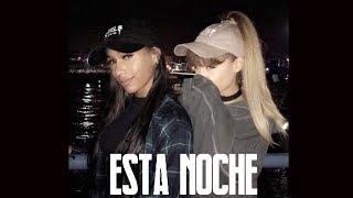 Bia & Ariana Grande - Esta Noche (Reaction Video!)