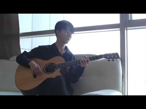 (아이유IU) 밤편지 Through The Night - Sungha Jung