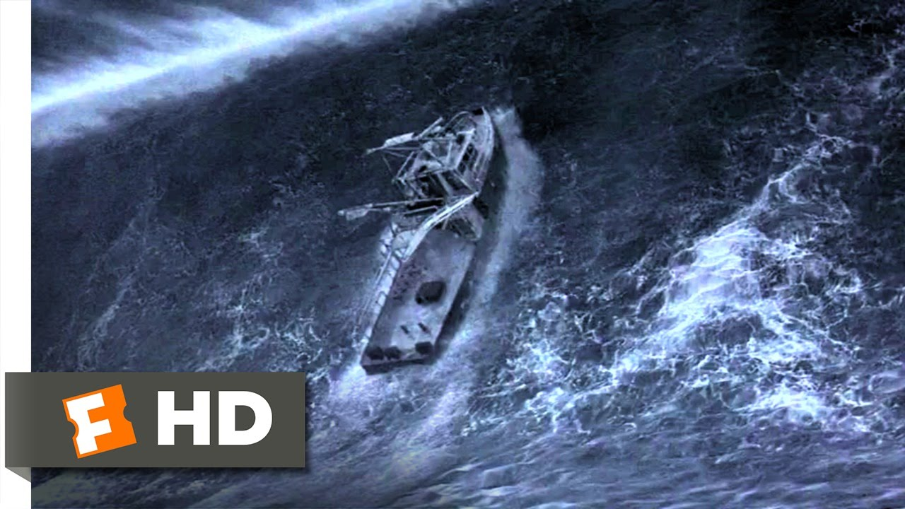 The Giant Wave The Perfect Storm 35 Movie Clip 2000 Hd