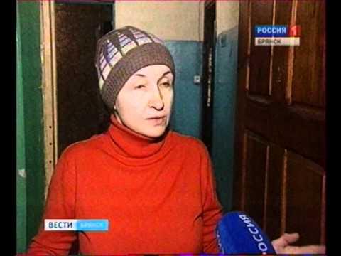 Потоп в брянском общежитии