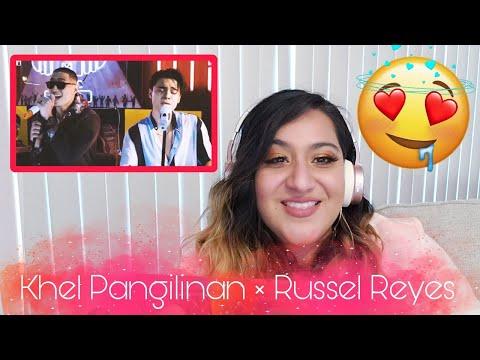 Michael Pangilinan x Russell Reyes - Girls Like You REACTION!! 🔥  Khel Pangilinan Reaction Video