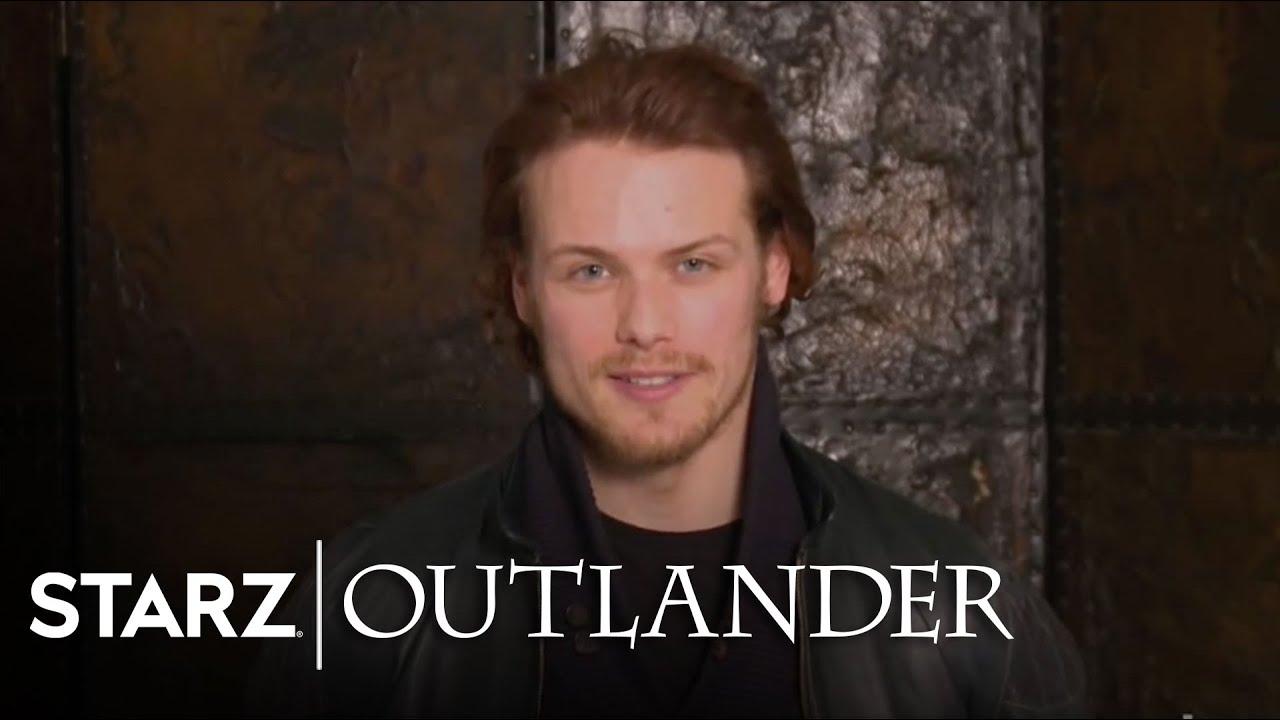 Outlander Happy Birthday From Outlander Starz Youtube