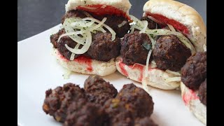 Kabab Pav   Pao Kabab   Snack Recipe By COOK WITH FAIZA