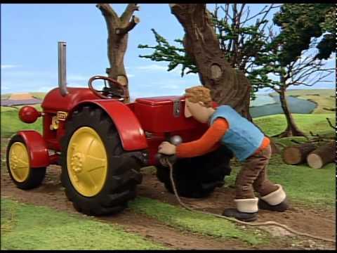 Kleiner Roter Traktor - Mach's gut, Großer Blauer