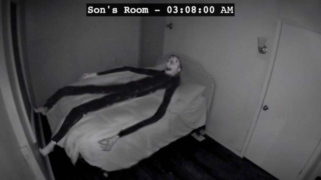 Download 10 Opravdu Děsivých Videí, Které Byste NEMĚLI SLEDOVAT Před Spánkem! | Děsivé videa