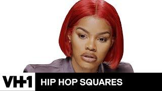Hip Hop Card Revoked: Teyana Taylor   Hip Hop Squares