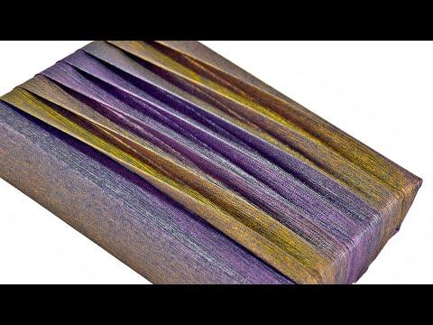 Sleek Stunning Gift Wrapping Design Youtube