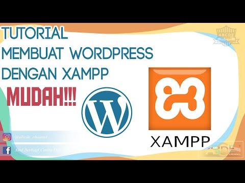 CARA MEMBUAT WEBSITE SENDIRI DARI NOL SAMPAI ONLINE ( FULL LENGKAP ).