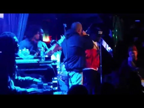 Mobb Deep @ Blue Note NYC  Right Back At You