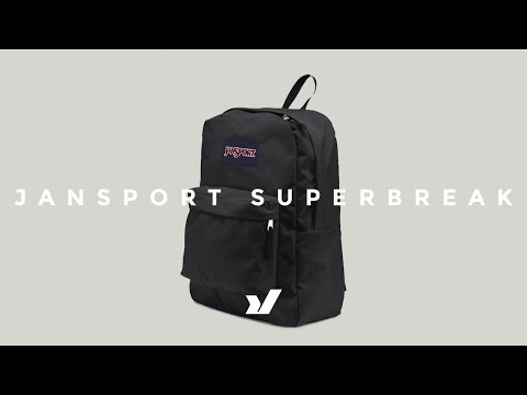 The Jansport Superbreak Backpack