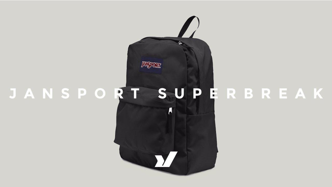 The Jansport Superbreak Backpack
