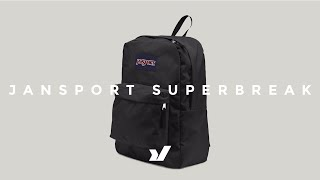 The Jansport Superbreak Backpack Thumbnail