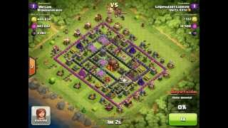 Clash Of Clans - Collector Raids In Crystal League - Part 2 - TOO MUCH LOOT!